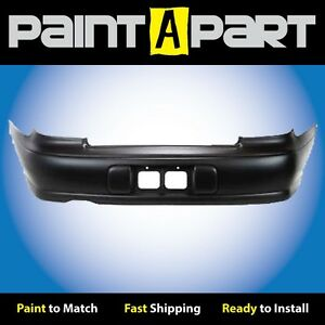 1997 1998 1999 2000 2001 2002 2003 Chevy Malibu Rear Bumper premium Painted