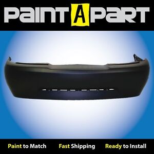 Fits 1999 2000 2001 2002 2003 2004 Ford Mustang Base Rear Bumper Premium Painted