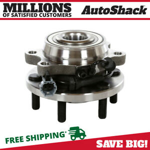 Front Wheel Hub Bearing Assembly Fits 05 17 Nissan Frontier W abs 6 Lug Hb615067