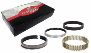 4 00 Bore Moly Piston Rings Set For 5 64 5 64 3 16 V8 Chevrolet Sbc Ford Sbf