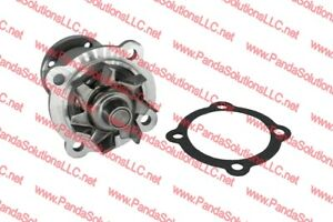 Toyota Forklift Truck 4p Engine Water Pump