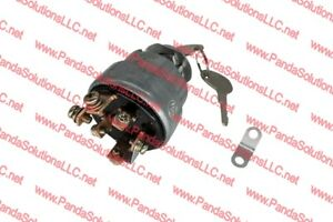 Yale Forklift Truck Igntion Switch 220031379 2200313 79