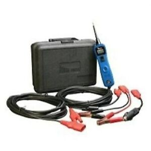 Power Probe 3 Blue Test Light Voltmeter Ppr319ftcblu Case Electrical Circuit Con
