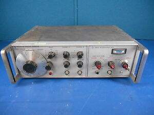 Hp 3300a Function Generator H05 3300a With 3302a Trigger Phase Lock