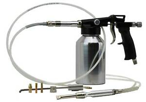 Undercoating Spray Gun With Wand Kit Rust Proofing And Undercoating Vehicles