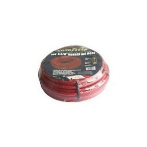 Grip on tools 12758 100 X 3 8 Red Goodyear Air Hose