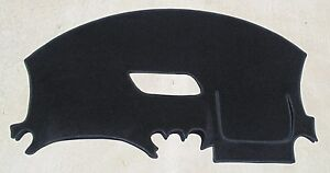 1993 1996 Pontiac Firebird Trans Am Dash Cover Mat Dashboard Pad Black