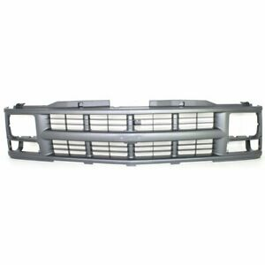 15709236 Gm1200358 New Grille Chevy Suburban Chevrolet Tahoe C1500 Truck K1500
