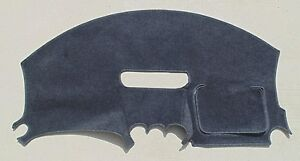 1997 2002 Pontiac Firebird Trans Am Dash Cover Mat Dark Charcoal Dark Gray