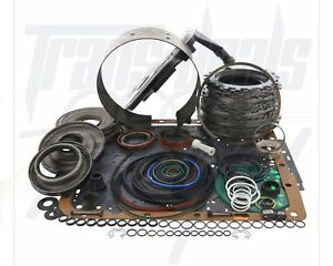 4l60e Transmission Power Pack Master Rebuild Kit L2 Deep Filter 1997 03 Gm Chevy