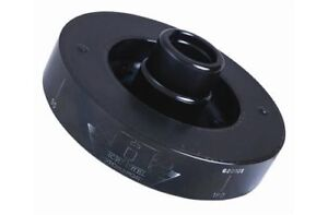 Fluidampr Harmonic Balancer Internal Balance Steel Black Sbc 409 V6