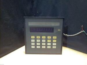 Used Analogic An3060 Scale Display Unit Powers On Looks Good An3060 d 1 pp