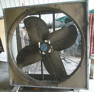 Industrial Fan Windmaker Belt Driven Box Fan No Motor 55