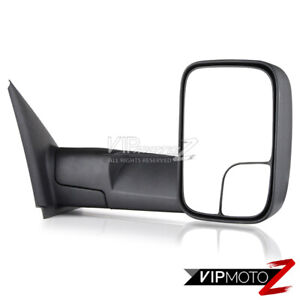Dodge Ram 02 2008 Pickup Truck Heavy Duty Replacement Right R Side Towing Mirror