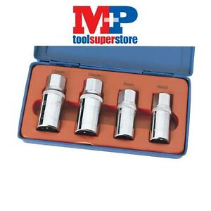 Draper 55641 1 2 Square Drive 4 Piece Stud Extractor Set