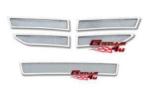 For 2009 2010 Dodge Journey Se Sxt R T Mesh Premium Grille Combo Insert