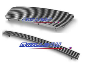Customized For 2001 2004 Toyota Tacoma Billet Premium Grille Combo Insert