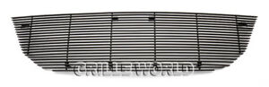 For 2009 10 Dodge Journey Black Billet Premium Grille Insert