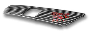 Customized For 2003 2006 Honda Element Billet Premium Main Upper Grille Insert