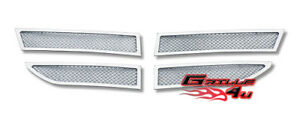 Customized For 09 10 Dodge Journey Stainless Mesh Premium Grille Insert