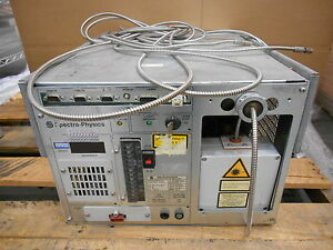 Spectra physics 0129 2291 2x10w 830nm 20nm Laser Graphics Controller