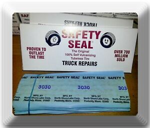 Safety Seal Refills Hd Truck 8 Tire Plugs Heavy Duty Made In Usa 30 Repairs