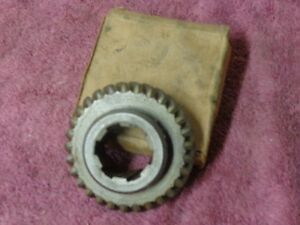 Ford Flathead Three Speed Transmission Low Reverse Sliding Gear 68 7100 a 1936