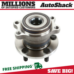 Rear Wheel Hub Bearing Assembly 5 Stud Fits 2005 2008 2009 Subaru Outback Legacy