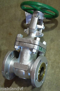 Gate Valve 3 150 Rf Flanged Carbon Steel A216 wcb Trim 8 Os y Bolted Bonnet