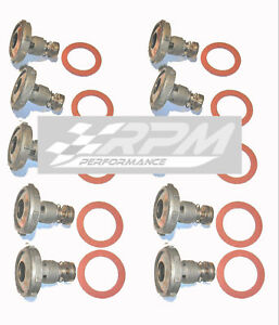 Holley Power Valve 2 5 3 5 4 5 5 5 6 5 7 5 8 5 9 5 10 5 Viton Gasket 10 Pack