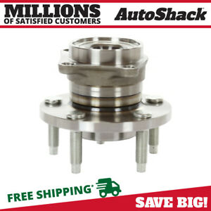 Rear Wheel Hub Bearing Assembly 5 Stud Fits 2007 2009 2010 Ford Edge Lincoln Mkx