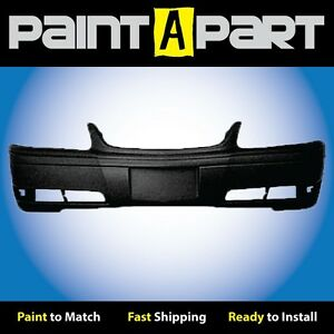 Fits 2002 2003 2004 2005 Chevy Impala Ss Front Bumper Premium Painted