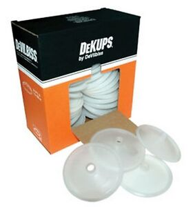 Devilbiss Dpc524 Dekups Disposable Lids
