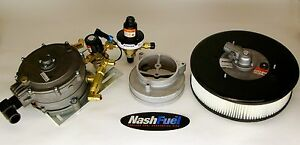 Cng Dual Fuel Conversion Kit V8 Chevy 1987 1995 87 95 Gm Gmc 350 Tbi Natural Gas