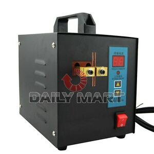Hand held Spot Welder Welding Machine For Laptop Mobile Cell Phone Battery 220v