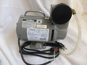 Rietschle Thomas thomas Pump Lgh 106 Air Compressor vacuum Pump