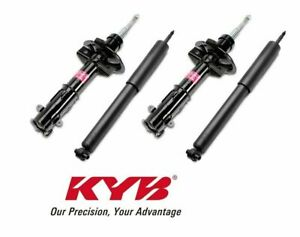 Kyb Excel G Gr 2 Front Rear Struts Shocks 1994 2004 Ford Mustang