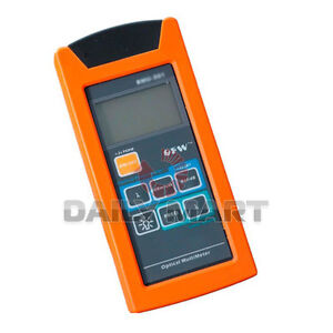 Bmu301 2 in 1 Optical Multimeter With Light Laser Source For Engineering New
