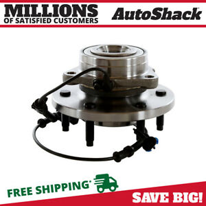 Front Wheel Hub Bearing Assembly 6 Stud For 2006 2008 Hummer H3 Suv 4wd Awd