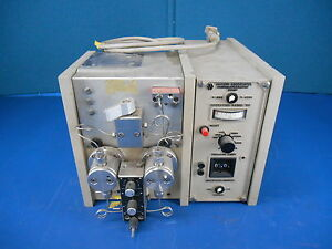 Waters 6000a Liquid Chromatography Solvent Delivery System 19932