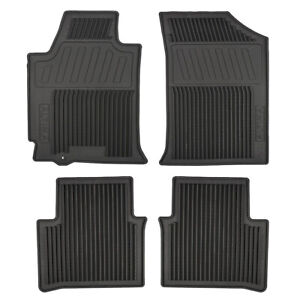 Oem 2007 2008 Nissan Altima All Weather Black Rubber Front Rear Floor Mats