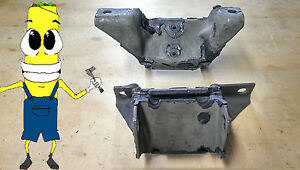 Made In The Usa Motor Mount Kit For Ford Mustang 302 351 Engine 1968 73 Set Of 2