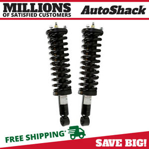 Front Complete Strut Coil Spring Assembly Pair 2 For Tacoma 1996 2002 4runner