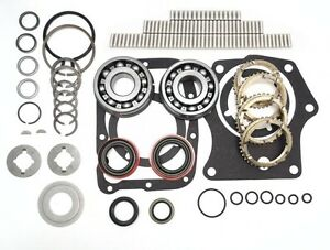 Transmission Rebuild Kit Chevy Van Gmc Dodge Truck Np833 A833 1977 90 bk130ws