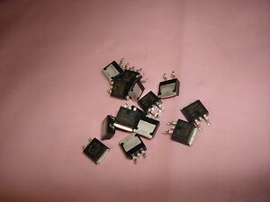 100pcs 10tq045s Ir International Rectifier Diodes 10a 45v Silicon Smd220