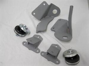 1955 1956 1957 Chevy Car Motor Mount Kit Small Big Block Engine Bel Air Tri 5