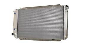 1972 76 Ford Gran Torino ranchero a t Aluminum Radiator made In The Usa