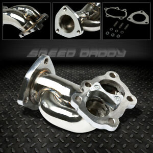 For 240sx S13 S14 S15 Sr20 Sr20det Stainless Turbo Outlet Downpipe Elbow Exhaust