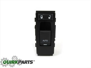 08 11 Dodge Challenger Front Passenger Side Power Window Switch Oem New Mopar
