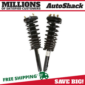 Front Complete Strut Assembly Pair For 1998 1999 2000 2001 2002 Honda Accord